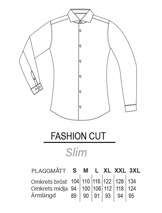 passform fashion cut